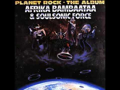 Afrika Bambaataa & SSF - Planet Rock