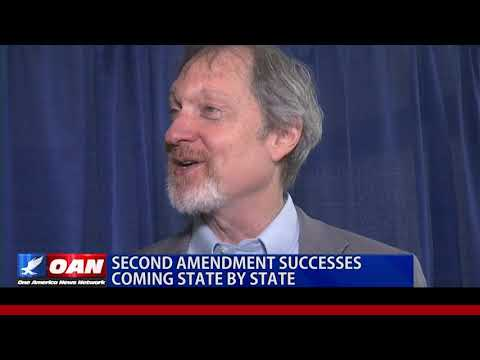 Second Amendment successes coming state by state