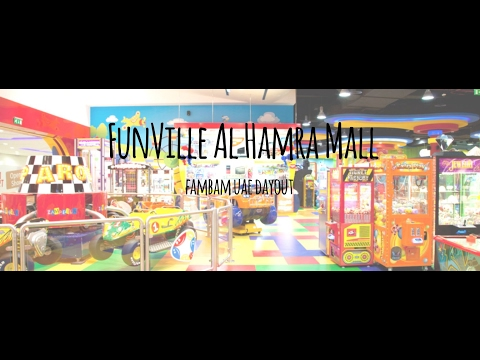 Funville Al Hamra Mall Ras Al Khaimah   Meet The Harises