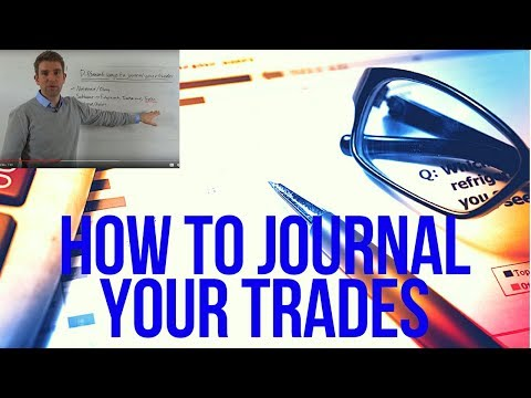 Trading Diary: Different Ways To Journal Your Trades 📖