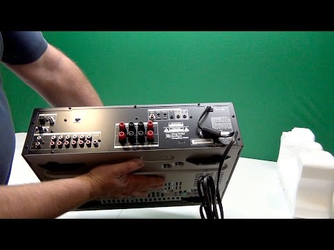 Unboxing HK 3770 - A 240 Watts Stereo Receiver