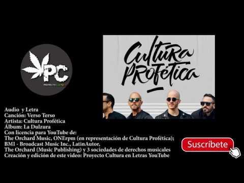 Cultura Profética - Verso Terso - Video Letra mp3
