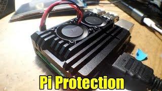 Retroflag SuperPi Case and GeeekPi Armor Case for Raspberry P