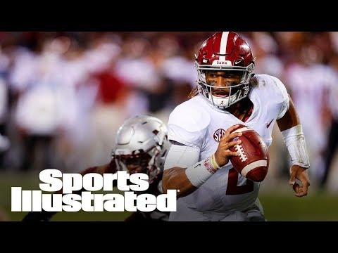 How No. 1 Alabama Crimson Tide Could End Up Missing The Playoff | SI NOW | Sports Illustrated