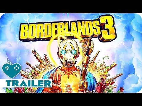 BORDERLANDS 3 Release