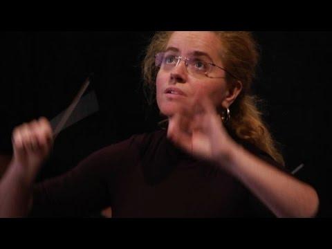 Speranza Scappucci: per dirigere l'orchestra serve autorevolezza