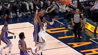 Jazz lose preseason game to Kings, 128-115