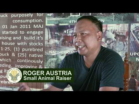Gawad Saka 2019: Roger Austria Central Luzon Outstanding Small Animal Raiser