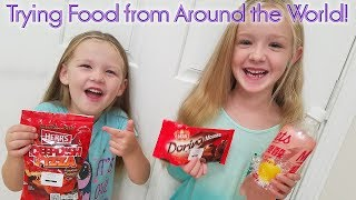 Don't Choose the Wrong Treat From Around the World! MunchPak Taste Test!
