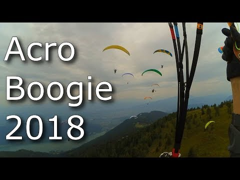 Acro Boogie 2018 | I Pulled My Reserve