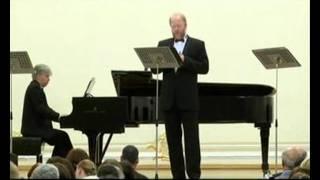 114. P. Tchaikovsky: Eugene Onegin - Gremin's aria. Vladimir Miller basso profundo. avi
