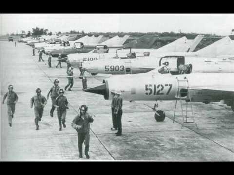 Máy bay tiêm kích MiG-17 / MiG-19 / MiG-21 Việt Nam