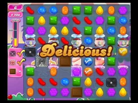 Candy Crush Saga Level 2134 - NO BOOSTERS