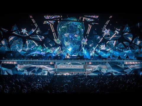 A State Of Trance Show, Full Live Session By Armin van Buuren, Full HD Video.