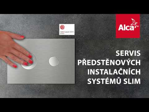 Alca Plast - Servis předstěnových instalačních systémů SLIM