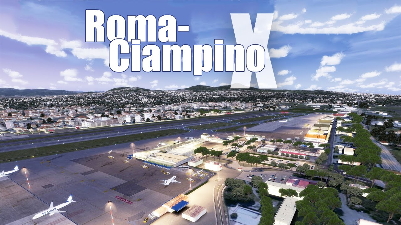 Roma Ciampino X Official Video Youtube