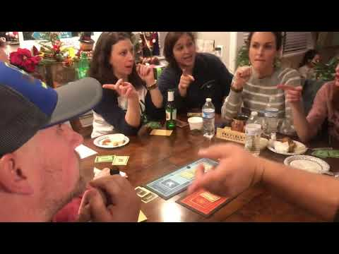 Secret Hitler Candid Gameplay