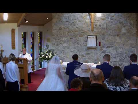 Wedding of Stewart James Anandappa and Rachel Louise Meathrel from St Peter's Catholic Parish
