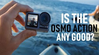 Is The Osmo Action Any Good? Comparisons, Review & More | DansTube.TV