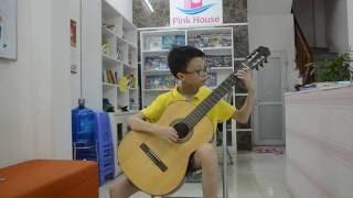 guitar- Quê em miền trung du