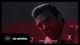 Por amar sin ley II - AVANCE: Carlos golpea furioso a Alan | Este Jueves #ConLasEstrellas