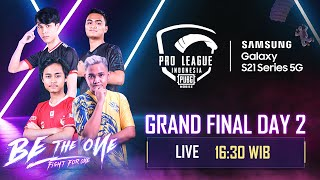 [ID] PMPL S3 INDONESIA GRAND FINAL DAY 2 | SAMSUNG GALAXY S21 5G