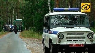 Итоги седьмого дня поисков Максима Мархалюка, потеряшегося в Беловежской пуще