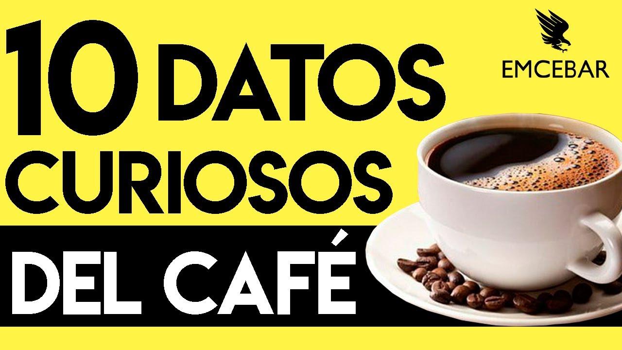 10 Datos Curiosos del Café