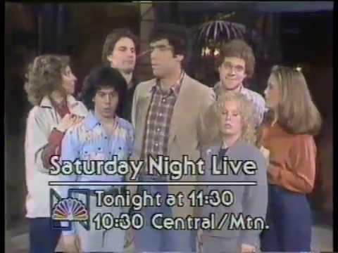 Elliot Gould 1980 Saturday Night Live Season Premiere