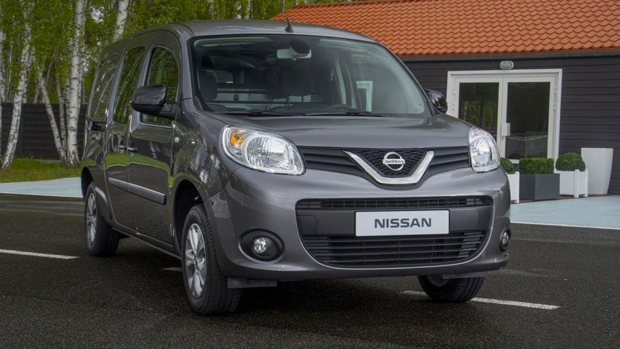 2020 Nissan NV250 - Small Van - YouTube