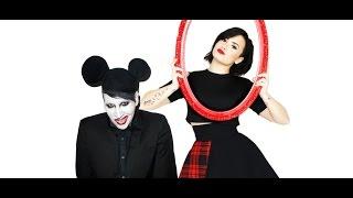 Marilyn Manson vs. Demi Lovato - Sweet Dreams For The Summer (YITT mashup)