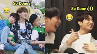 BTS JUNGKOOK Is So Done With His Hyungs! (방탄소년단 정국)
