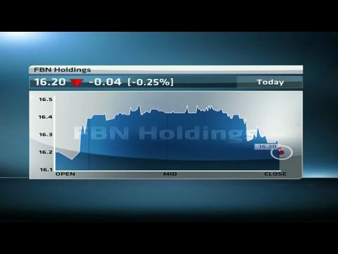 Banking stocks lead trade on Nigerian market