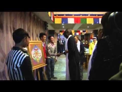 Raw: Pandas and Tibet Cap First Lady China Trip