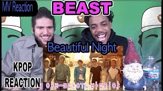 BEAST - 아름다운 밤이야 (Beautiful Night) (Official Music Video) | REACTION