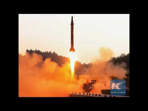 North Korea fires a ballistic missile   news agency Yonhap, citing South Korean military