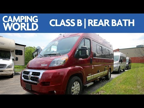 2019-winnebago-travato-59k-|-class-b-motorhome---rv-review:-camping-world