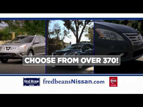 Fred Beans Nissan Limerick   E Z Pay Sales Event