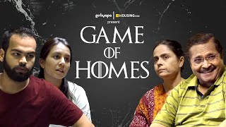 Gambar cover Game of Homes feat Tiku Talsania & Lovleen Misra | Girliyapa