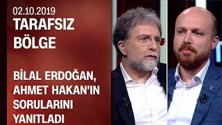 Bilal Erdoğan, Tarafsız Bölge'de Ahmet Hakan'ın sorularını yanıtladı - 02.10.2019 Çarşamba