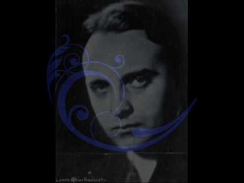 Robert Casadesus performs Bach (1951-58) Toccata, Concerto italien, Partita 2, FS 6