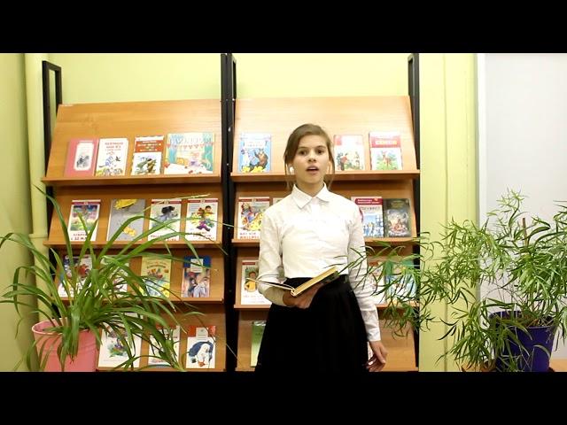 Изображение предпросмотра прочтения – СофияЖданова читает произведение «Стихотворения в прозе. Собака» И.С.Тургенева