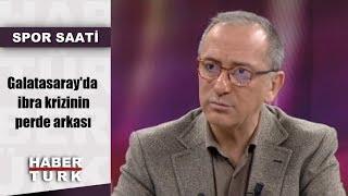 Spor Saati - 25 Mart 2019 (Galatasaray'da ibra krizinin perde arkası)
