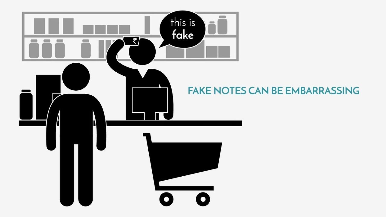 Verify Genuine Currency Notes