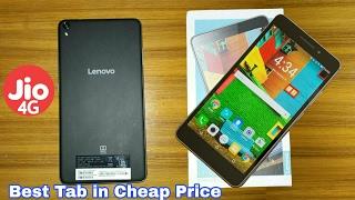 Lenovo PHAB PB1-750m Unboxing and full Review   Lenovo Best Budget Tablet Under 8K