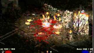 Diablo II Eastern Sun - Nihlathak's Domain with All Characters