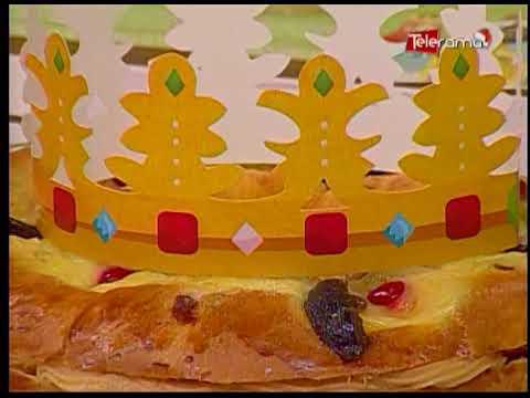 Unipark presenta su rosca de reyes