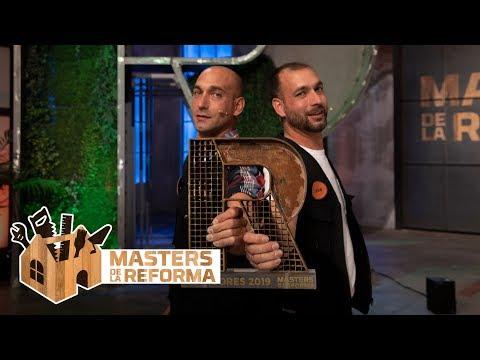 Albert e Iván, los gemelos, se proclaman campeones - Masters de la reforma
