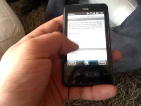 HTC HD mini Hands-on | BestBoyZ
