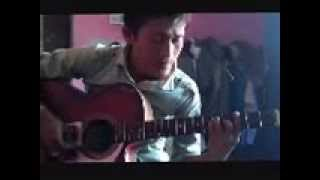 "Best guitar play AXE BAND Song  ""chiyabarima"" by Suraj Singh Rana cover"